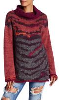 Free People Tiger Eye Sweater