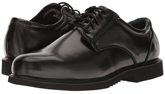 Thorogood Uniform Classics Oxford (High Shine Black) Men's Work Boots