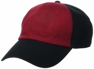 Marky G Apparel 100% Washed Cotton Twill Baseball Cap