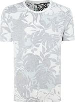 Levi's Line 8 Inside Out Tropical Print T-shirt