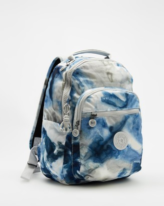 Kipling Seoul Tie-Dye Backpack
