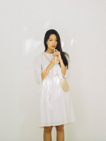 Sora White Dress