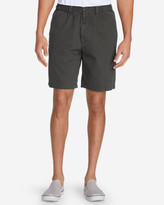 Eddie Bauer Men's Legend Wash Elastic Waist Chino Shorts