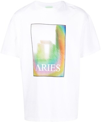 Aries graphic print T-shirt