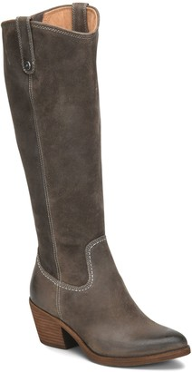 Sofft Tall Leather Western Boots - Atmore