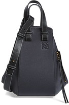 Loewe Hammock Small Pebbled Leather Hobo