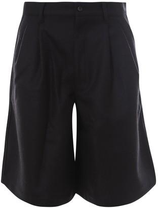 Comme des Garçons Shirt Bermuda Shorts