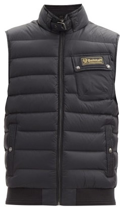 Belstaff Circuit Quilted Down Gilet - Black
