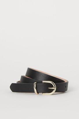 H&M Narrow belt