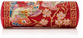 Judith Leiber Couture Pao Roll Clutch