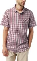 Craghoppers Men's Warby Short Sleeved Check Shirt