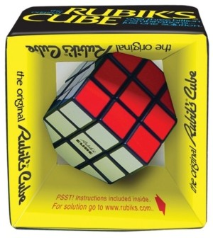 Winning Moves The Original Rubik's Cube Puzzle Game