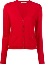 Tory Burch front pocket buttoned cardigan