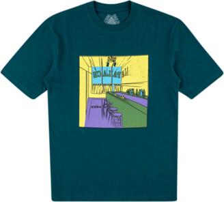 Palace Scheisse Face T-Shirt - Medium