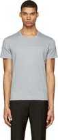 Calvin Klein Collection Grey Mesh T-shirt