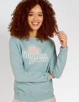 Fat Face Sunshine Makers Crew Neck Sweat