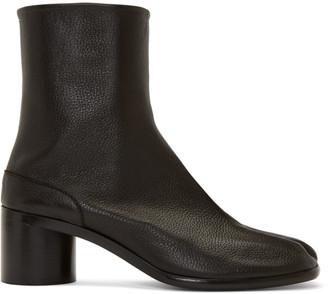 Maison Margiela Brown Tabi Boots
