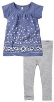 Tea Collection Delfina Bebe Set (Baby)-Multicolor-12-18 Months