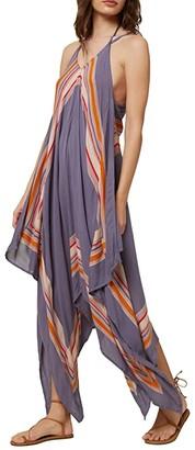 O'Neill Galaxy Cover-Up Dress (Smoke) Women's Swimwear