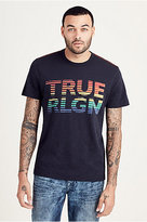 True Religion Layered Logo Mens Tee