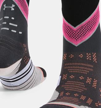 Under Armour Women's UA x Stance Infinite Run Crew Socks