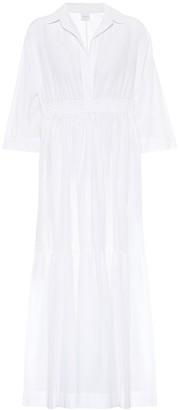 Max Mara Cotton maxi dress