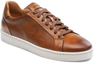 Magnanni Basilio Leather Perforated Sneaker