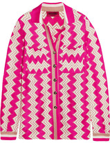 Missoni Crochet-knit Shirt - Pink