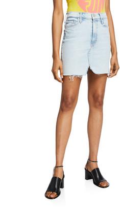 Mother The Sacred Slit Mini Skirt