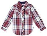 Splendid Little Boy Woven Plaid Shirt