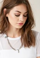 Forever 21 FOREVER 21+ Haati Chai Javi Neck Piece