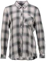 Gap DRAPY PLAID Shirt pink
