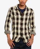 Denim & Supply Ralph Lauren Men's Double-Faced Shirt