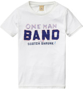 Scotch & Soda T-Shirt With Graphics