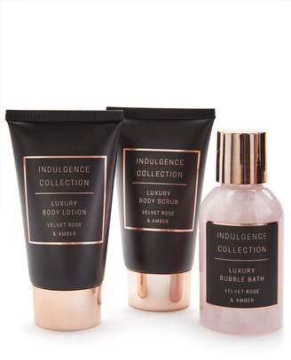 The Indulgence Collection Vanity Case with Toiletries