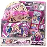 Barbie Spy Squad Secret Agent Beauty Tote and Spy Gear