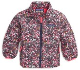 Patagonia Infant Girl's Down Sweater Jacket