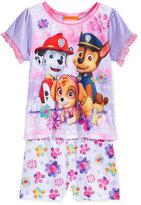 PAW Patrol 2-Pc. Pajama Set, Toddler Girls (2T-5T)