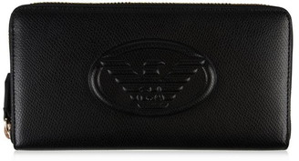 Emporio Armani Horizontal Design Wallet