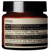 Aesop Sage & Zinc Facial Hydrating Cream - SPF15/ 2.5 oz.
