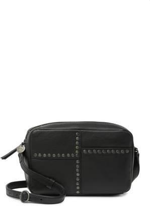 Lucky Brand Vamp Studded Leather Crossbody Bag