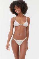 Vix Margot Dot Beaded String Bikini Bottom