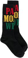 Palm Angels Palm Money socks
