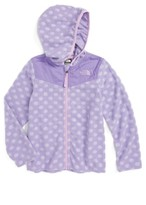 The North Face Toddler Girl's Lottie Dottie Hoodie