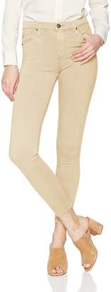 AG Adriano Goldschmied Women's Sateen Farrah HIGH Rise Skinny Ankle