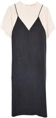 Mara Hoffman Daija Dress in Cream/Black