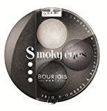 Bourjois Smokey Eyes Eye Shadow for Women, Trio # 16 Gris Party, 0.15 Ounce by