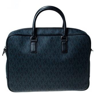 Michael Kors Signature Monogram Jet Set Briefcase