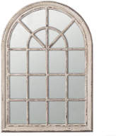 OKA Heligan Arched Window Wall Mirror