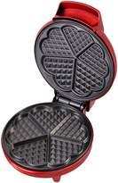 Kalorik Metallic Heart Shape Waffle Maker